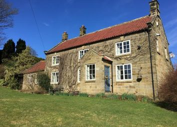 Thumbnail 4 bedroom detached house for sale in Chop Gate, North Yorkshire