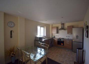 Thumbnail 2 bed flat to rent in Millpoint, Derby