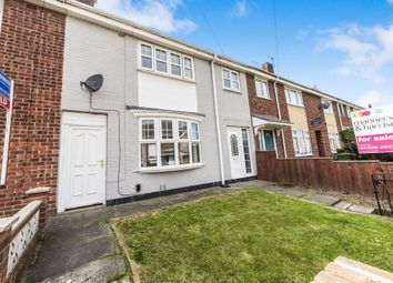 Thumbnail 3 bed terraced house for sale in Boswell Grove, Hartlepool