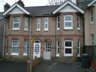 Thumbnail 3 bed terraced house to rent in Belmont Road, Poole