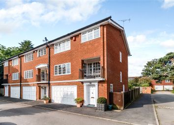 Thumbnail 4 bedroom end terrace house for sale in Radnor Close, Henley-On-Thames, Oxfordshire