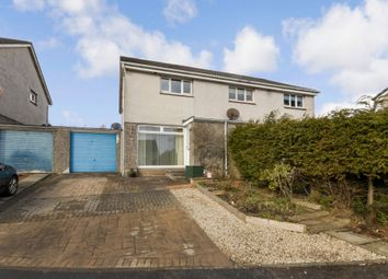 Thumbnail 2 bed semi-detached house for sale in 32 Livesey Terrace, Penicuik