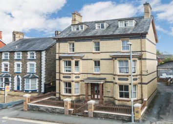 Thumbnail 14 bed block of flats for sale in Temple Street, Llandrindod Wells