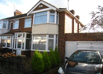 Thumbnail 3 bed terraced house for sale in John Grace Street, Cheylesmore, Coventry