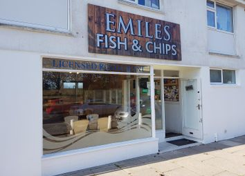 Thumbnail Restaurant/cafe for sale in 1 Barbican Parade, Looe, Cornwall