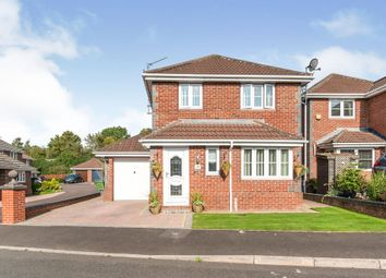Thumbnail 3 bed detached house for sale in Thomas Avenue, Emersons Green, Bristol