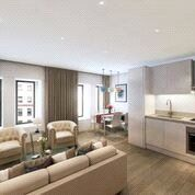 Thumbnail 1 bed flat for sale in Lansdown Road, Croydon