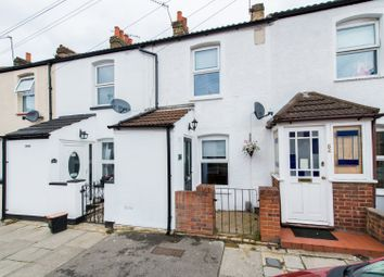 Thumbnail 2 bedroom terraced house for sale in Nelson Road, Northfleet, Gravesend