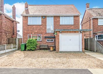 Thumbnail 4 bed detached house for sale in Seafield Close, Great Yarmouth