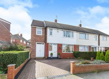Thumbnail 4 bed semi-detached house for sale in Ringway, Garforth, Leeds