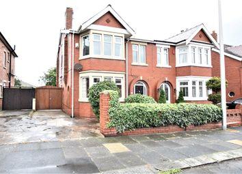 Thumbnail 5 bedroom semi-detached house for sale in Kenwyn Avenue, Blackpool, Lancashire