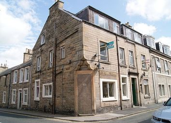 Thumbnail 2 bed flat for sale in Myreslaw Green, Hawick