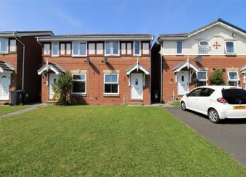 Thumbnail 2 bed semi-detached house for sale in Greenhills, Killingworth, Newcastle Upon Tyne