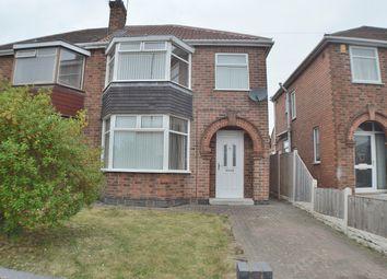 Thumbnail 3 bed semi-detached house to rent in Boulton Lane, Alvaston, Derby