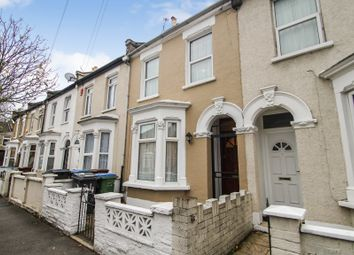 Thumbnail 3 bed terraced house for sale in Chichester Road, Leytonstone, London