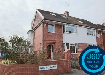 Thumbnail 4 bed property to rent in Bagshot Avenue, St. Leonards, Exeter