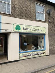 Thumbnail Retail premises for sale in Churchgate Street, Soham, Ely