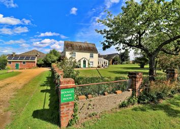 Thumbnail 3 bed detached house for sale in Hockley Farm, Church Road, Frating, Colchester, Essex