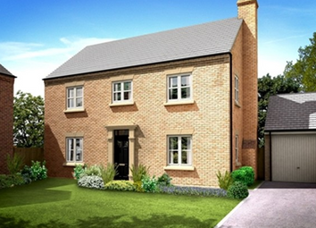 Thumbnail 4 bed detached house for sale in The Houghton, William Nadin Road, Swadlincote, Derby