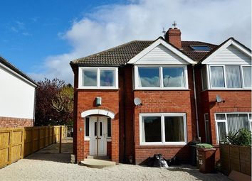 Thumbnail 3 bedroom semi-detached house for sale in Stainbeck Lane, Chapel Allerton, Leeds