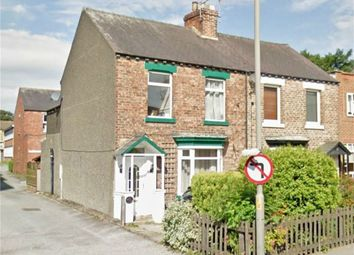 Thumbnail 3 bed semi-detached house for sale in East Road, Northallerton, North Yorkshire