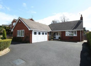 Thumbnail 3 bed detached bungalow to rent in Five Oaks Close, Newcastle-Under-Lyme