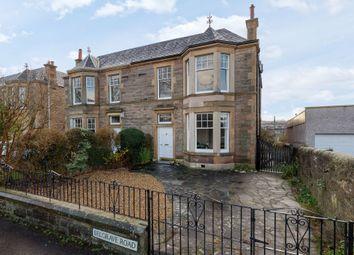 Thumbnail 5 bedroom semi-detached house for sale in 29 Belgrave Road, Edinburgh
