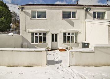 Thumbnail 4 bedroom end terrace house for sale in Reservoir Road, Beaufort, Ebbw Vale