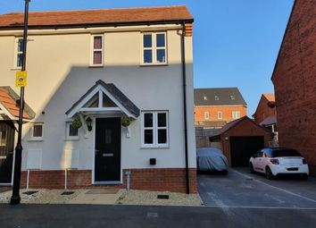 Thumbnail 2 bed semi-detached house to rent in Goldthorpe Avenue, Amesbury, Salisbury