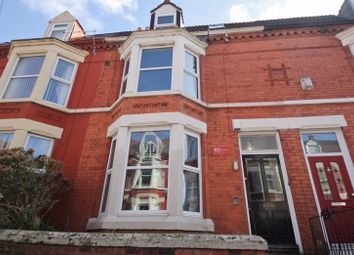 Thumbnail 6 bed terraced house for sale in Ampthill Road, Aigburth, Liverpool