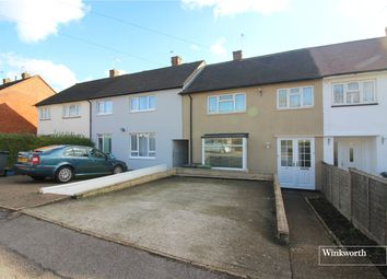 Thumbnail 3 bed terraced house for sale in Morpeth Avenue, Borehamwood, Hertfordshire