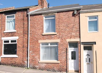 Thumbnail 2 bed terraced house for sale in Arthur Street, Ushaw Moor, Durham