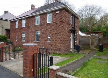 Thumbnail 2 bedroom semi-detached house to rent in Great House - Wordsworth Ave, Sheffield