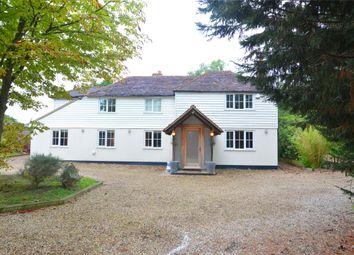 Thumbnail 5 bed detached house for sale in Cranbrook Road, Staplehurst, Tonbridge, Kent