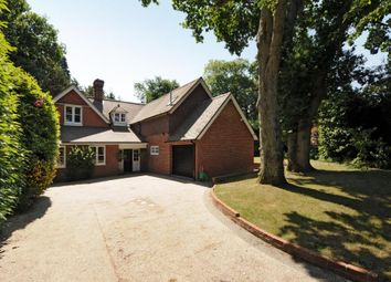 Thumbnail 5 bedroom detached house to rent in Burleigh Road, Ascot