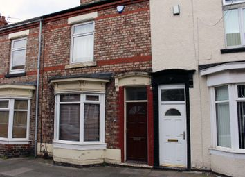 Thumbnail 2 bedroom terraced house to rent in Kensington Road, Stockton On Tees