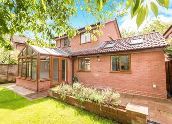 Thumbnail 3 bed detached house to rent in Mallard Close, Haslemere