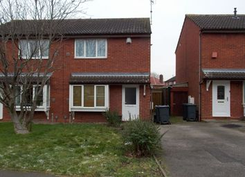 Thumbnail 2 bed semi-detached house to rent in Scholars Gate, Kitts Green, Birmingham