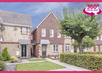 Thumbnail 3 bed end terrace house for sale in Raglan Mews, St. Brides Wentlooge, Newport