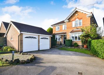 Thumbnail 4 bed detached house for sale in Wharfedale Gardens, Mansfield, Nottinghamshire