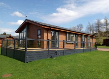 Thumbnail 2 bed property for sale in Wentworth Luxury Lodge, Riverview Holiday Park, Mangerton, Newcastleton, Scottish Borders