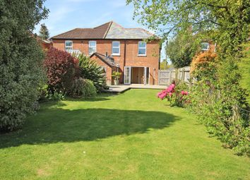 Thumbnail 3 bed semi-detached house for sale in Manor Road, New Milton