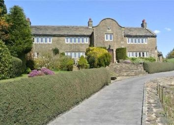 Thumbnail 4 bed equestrian property for sale in Knott Hill Lane, Delph, Saddleworth