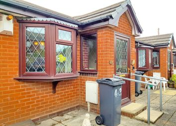 Thumbnail 2 bed bungalow for sale in Old Park Road, Wednesbury, West Midlands