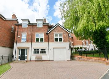 Thumbnail 5 bed detached house for sale in The Coppice, Worsley, Manchester