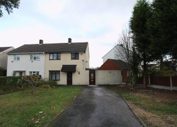 Thumbnail 3 bedroom semi-detached house for sale in Kent Road, Walsall