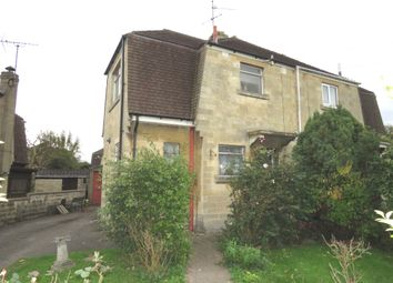 Thumbnail 2 bed semi-detached house for sale in The Hollow, Bath