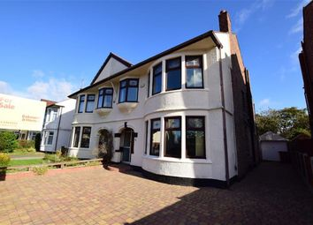 Thumbnail 4 bed semi-detached house for sale in Kirkway, Wallasey, Wirral