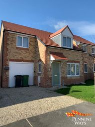 Thumbnail 3 bed detached house for sale in Gibson Close, Haltwhistle, Northumberland