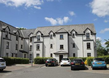 Thumbnail 2 bed flat for sale in Castlefield Court, Stepps, Glasgow